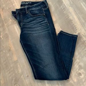 American eagle low rise jegging